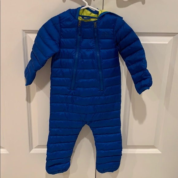 Price drop Super warm baby snowsuit!